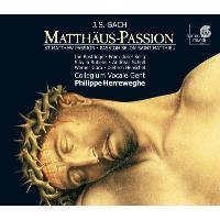 Bach | Paixão segundo S. Mateus (3CD)
