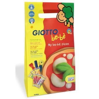 Plasticina Giotto Be-Bè My Pizza + Acessórios