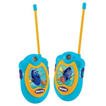 Walkie Talkies À Procura de Dory - Lexibook