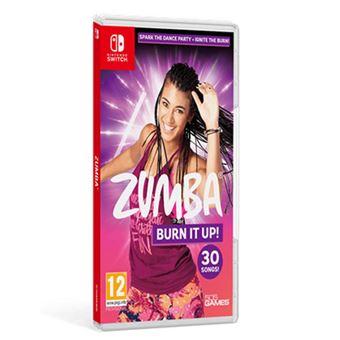 Zumba: Burn It Up - Nintendo Switch