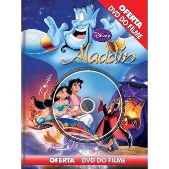 Aladdin - Edição Especial (Livro + DVD)