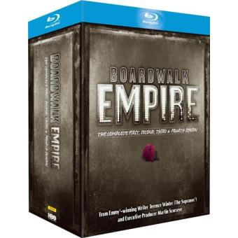 Collection Boardwalk Empire - Seasons 1-4