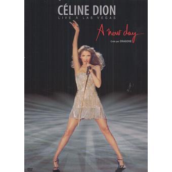Live A Las Vegas A New Day (dvd) (i