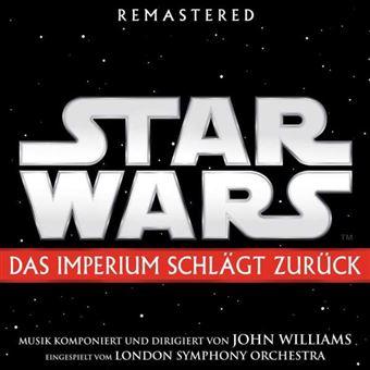 BSO Star Wars: Das Imperium Schlägt Zurück - CD