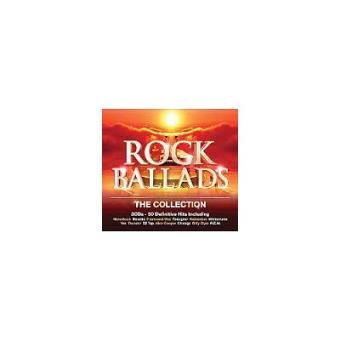 Rock Ballads: The Collection (3CD)