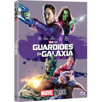 Guardiões da Galáxia - Capa de Colecionador - Blu-ray