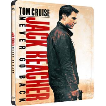 Jack Reacher: Nunca Voltes Atrás (Blu-ray) - Caixa Metálica
