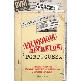 Ficheiros Secretos à Portuguesa
