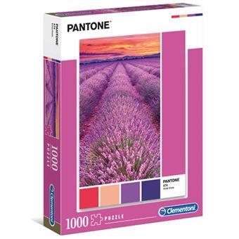 Puzzle Pantone 2 - 1000 Peças - Clementoni