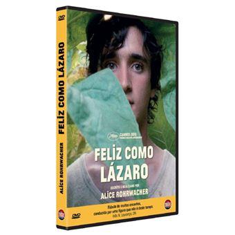 Feliz como Lázaro - DVD