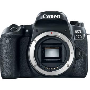 Canon EOS 77D - Corpo