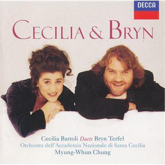 Cecilia & Bryn - CD
