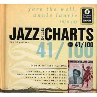 Jazz in the Charts 41 - Fare the Well, Annie Laurie 1938