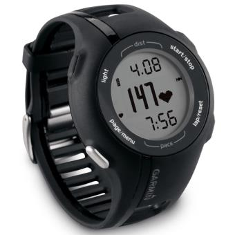 Garmin Relógio Forerunner 210 HRM com GPS (Preto)