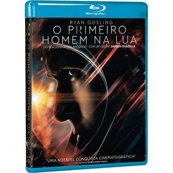 O Primeiro Homem na Lua - Blu-ray