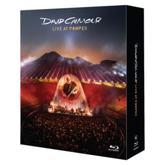 Live at Pompeii (2CD+2Blu-ray) (Deluxe)