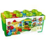 LEGO DUPLO Creative Play 10572 Caixa Divertida Tudo Incluído
