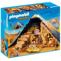 Playmobil History 5386 Pirâmide do Faraó
