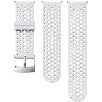 Bracelete Suunto Athletic 1 S+M - 24mm - White Steel