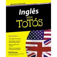 Inglês Para Totós (Com CD)