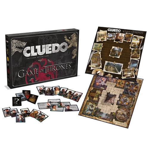 d6a578899 Cluedo Game of Thrones - Jogo de Tabuleiro - Compra na Fnac.pt