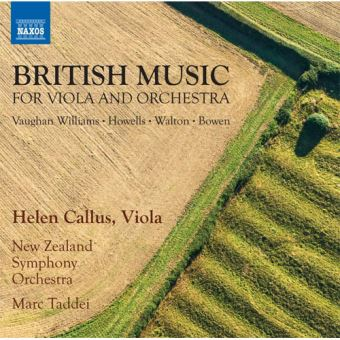 British Music for Viola and Orchestra - CD