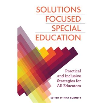 Solutions focused special education
