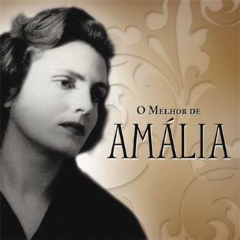 O Melhor de Amália - CD