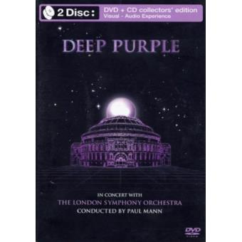 Deep Purple - In Concert With The London Symphony Orchestra (DVD+CD)