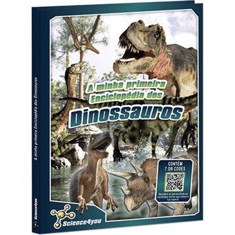 A Minha Primeira Enciclopédia dos Dinossauros
