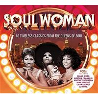 Soul Woman - 4CD