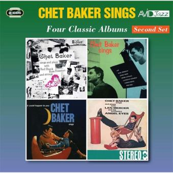 Chet Baker: Four Classic Albums - 2CD