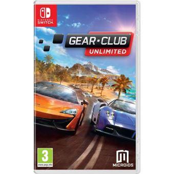 Gear Club Unlimited - Nintendo Switch