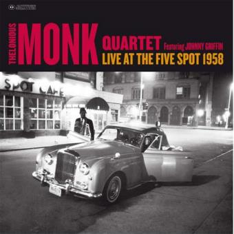 Live At The Five Spot 1958 (LP)