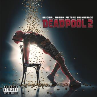 BSO Deadpool 2 - CD