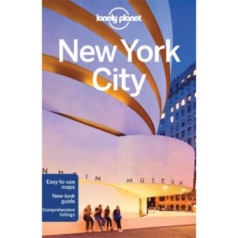 Lonely Planet Travel Guide - New York City