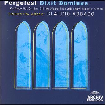Pergolesi | Dixit Dominus & Salve Regina in A minor