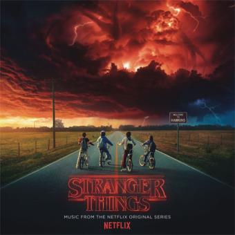 BSO Stranger Things - CD