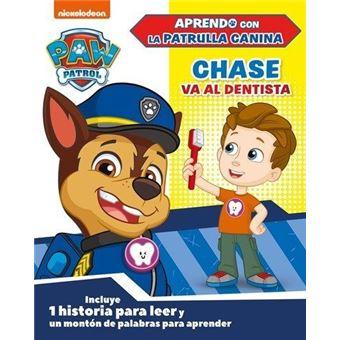 Paw patrol-chase va al dentista