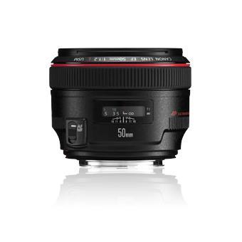 Canon Objetiva EF 50mm f/1.2L USM