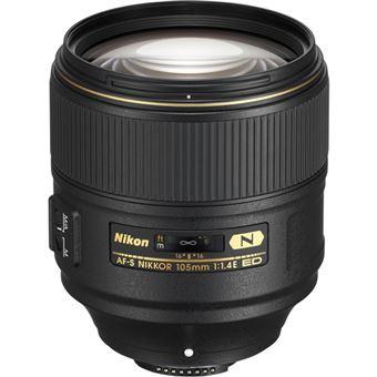 Objetiva Nikon AF-S NIKKOR 105mm f/1.4E ED
