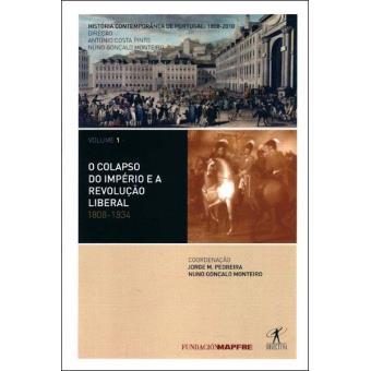 História Contemporânea de Portugal Vol 1