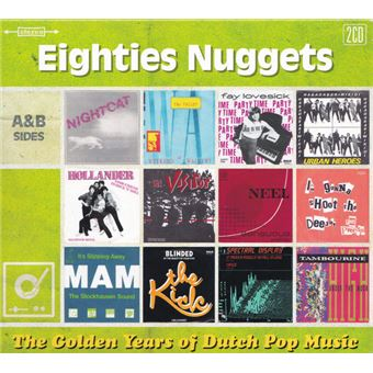 The Golden Years of Dutch Pop Music: Eighties Nuggets - 2CD