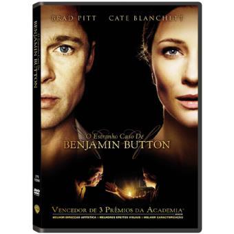 O Estranho Caso de Benjamin Button - Edição Especial
