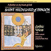 Saint Hildegard of Bingen - CD