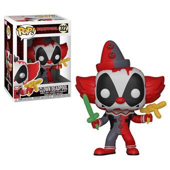 Funko Pop! Deadpool: Clown Deadpool - 322