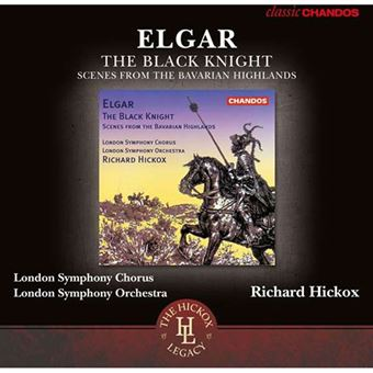 Edward Elgar: The Black Knight - CD