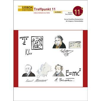 Treffpunkt 11 Alemão 11º Ano - Manual do Aluno
