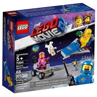 LEGO Movie 2 70841 Pelotão Espacial do Benny