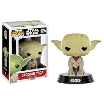 Funko Pop! Star Wars: Dagobah Yoda - 124